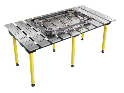 Tm57838 Buildpro Modular Fixturing Welding Tables